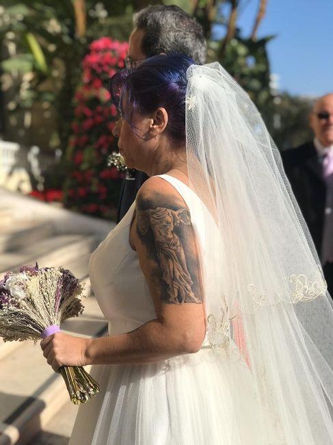 Mi ramo de novia 9