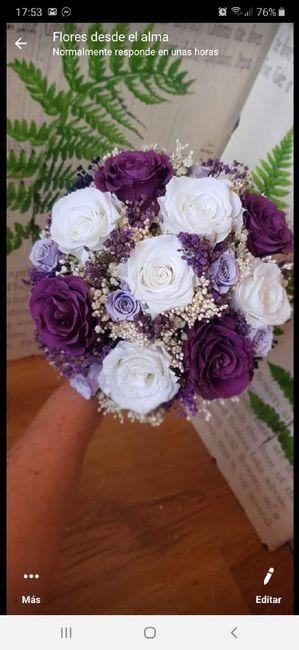 Mi ramo de novia 12