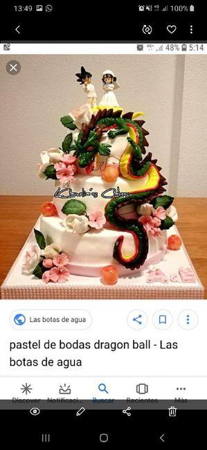 ¿De qué sabor os gustaría que fuera vuestra tarta de boda? 3