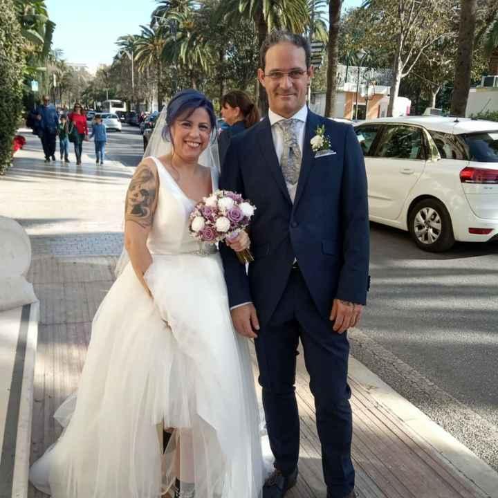 Comparte una foto de algo de tu boda 😜👇 - 8