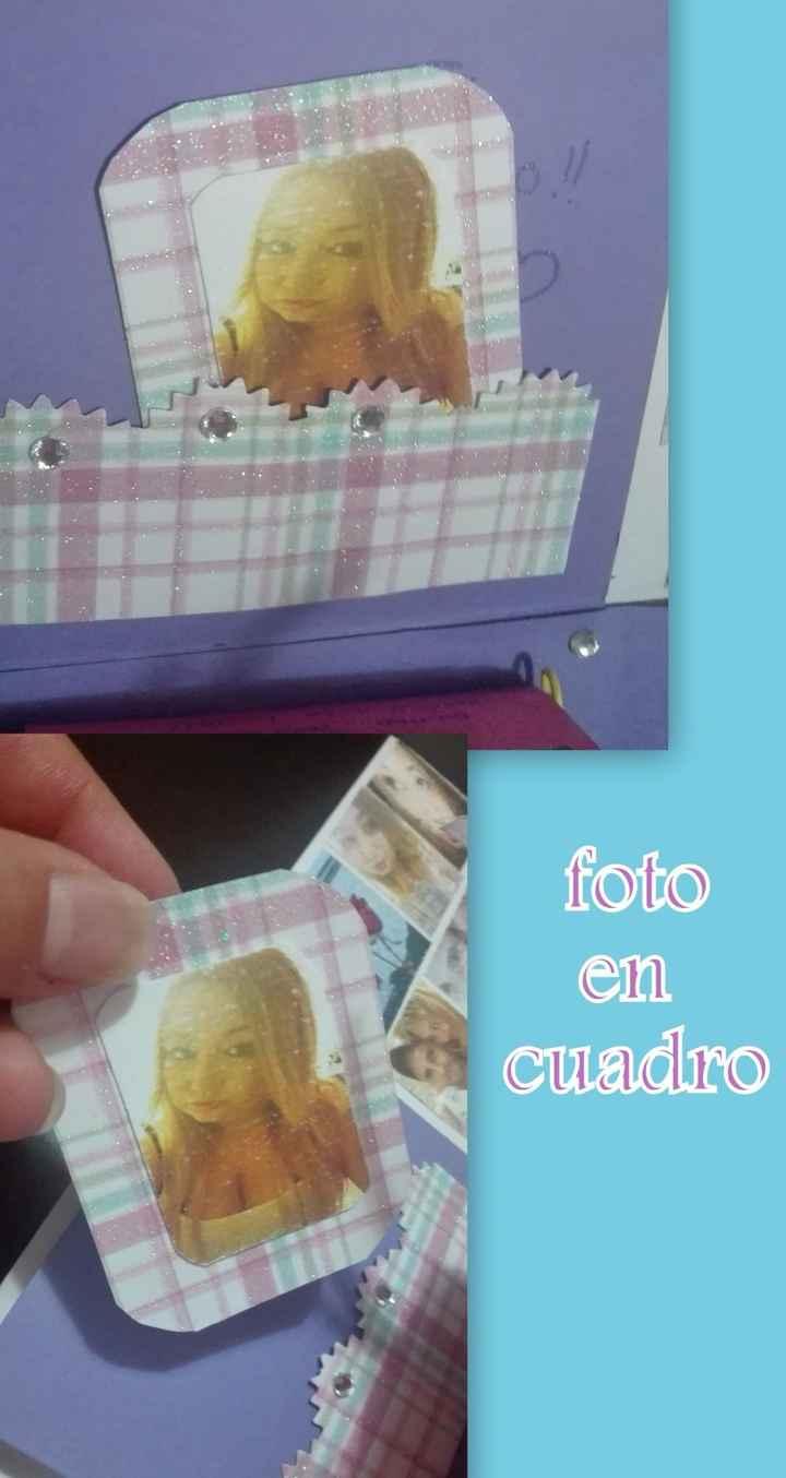***Foto en cuadro***