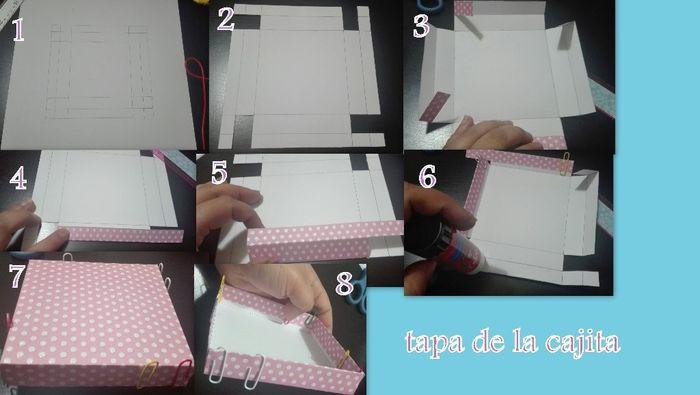 ***Tapa de la caja***
