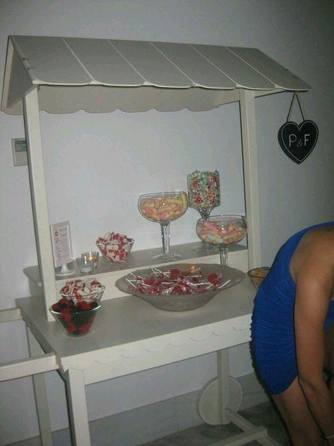 Candy bar o mesa dulce en asturias - 1