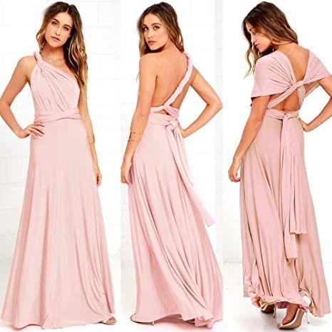Damas de honor: ¿Vestidas iguales o diferentes? 1
