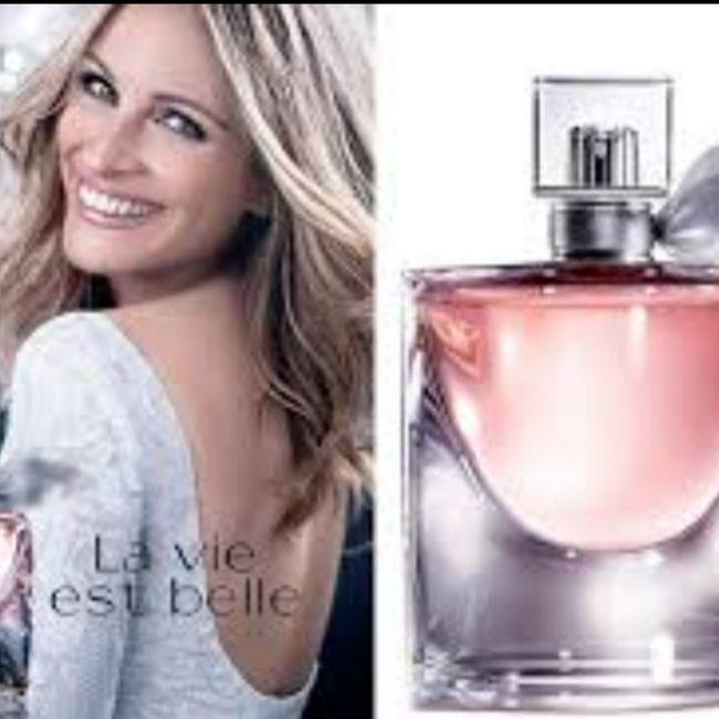 ¿El perfume de tu boda cuál es? 6