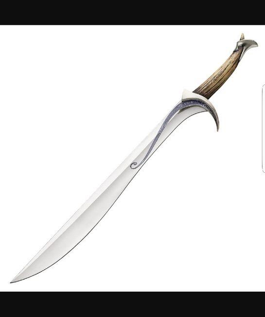 Nuestra espada tartil! - 1