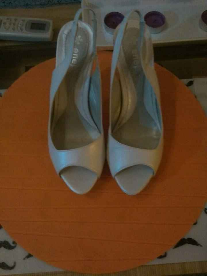 Mis zapatos de novia :) - 1