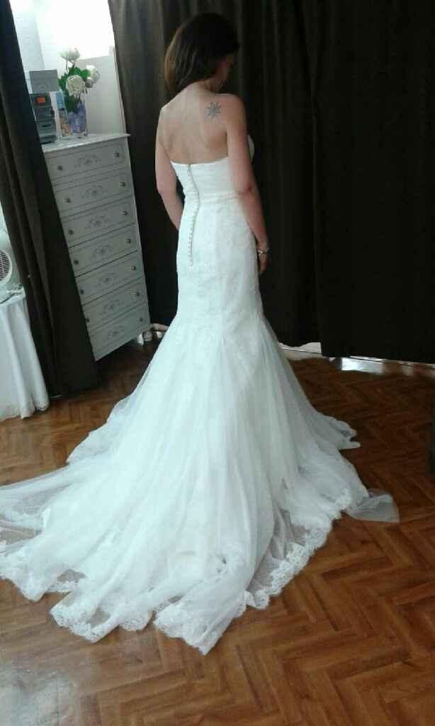 Mi  vestido! - 1