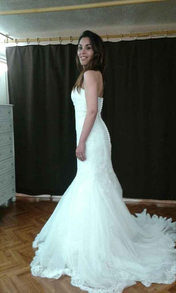 Mi  vestido! - 3