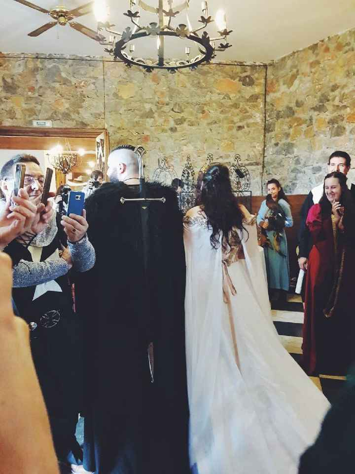 Mi boda medieval de cuento! - 3