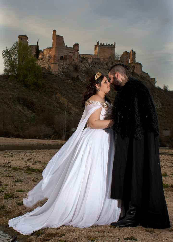 Castillo de Escalona, Toledo