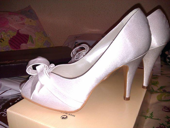 zapatos de novia - sevilla - foro bodas