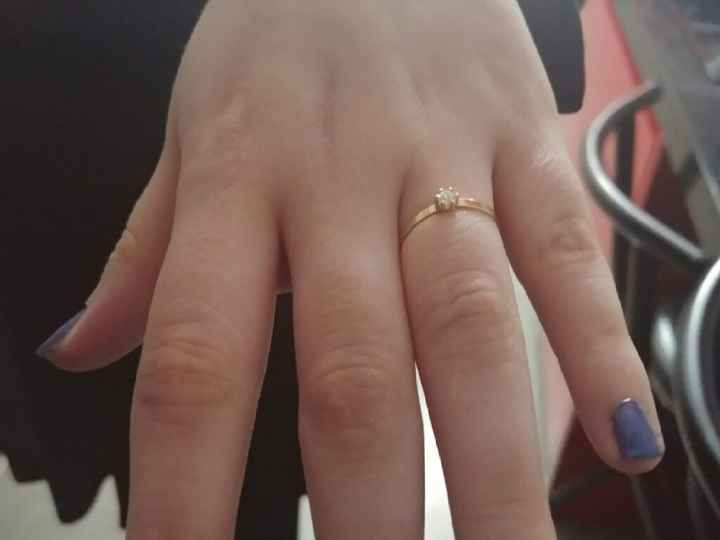 Por fin prometida!!! - 1