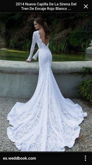 vestido novia - moda nupcial - foro bodas