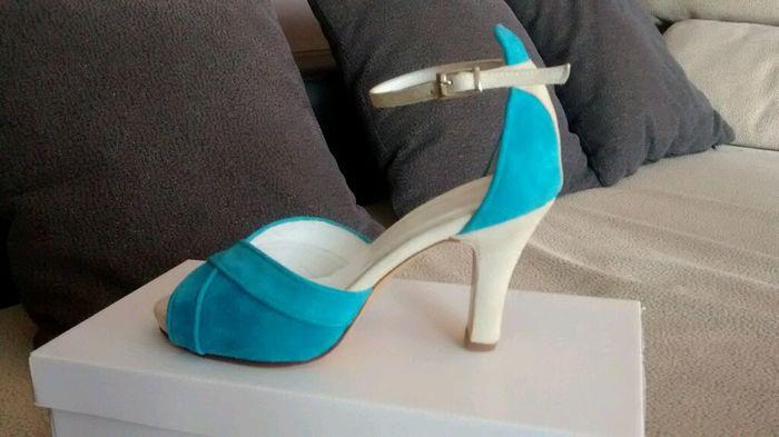 Mis zapatos josé illana - 1