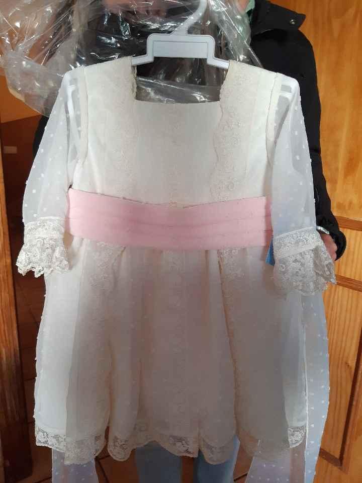 Vestido de damita para mi niña - 1