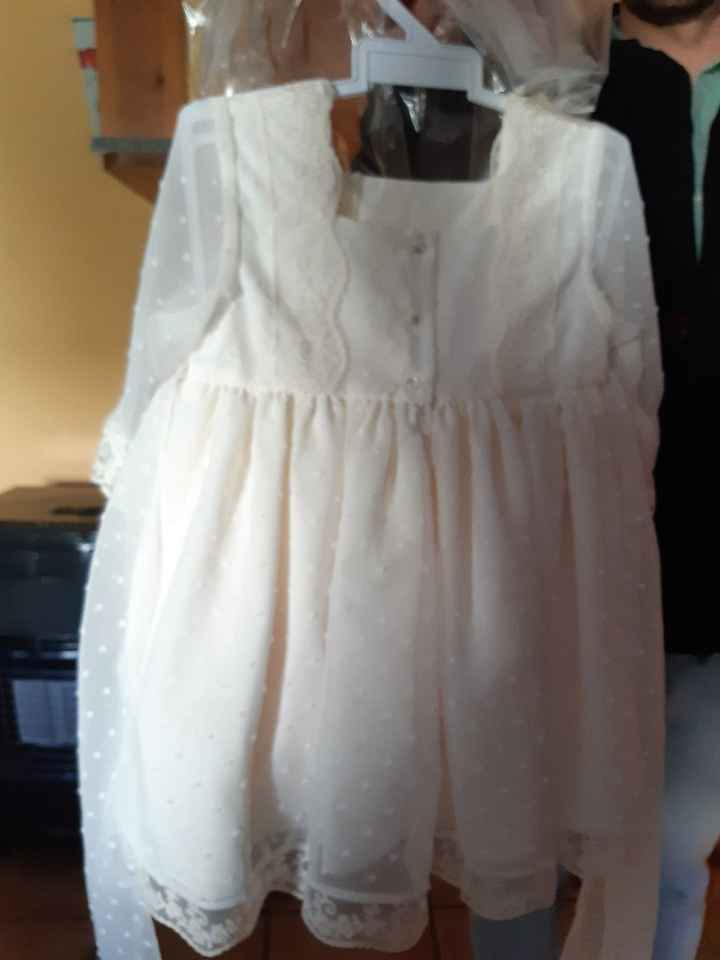 Vestido de damita para mi niña - 2