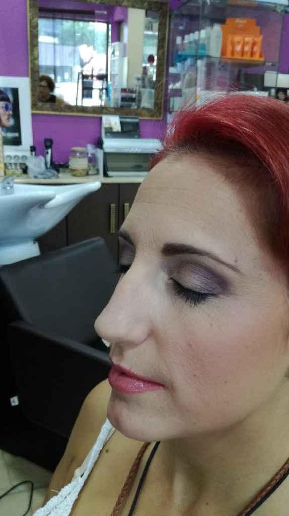 Segunda y última prueba maquillaje y peinado - 3