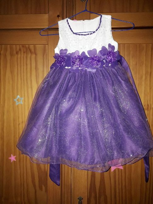Vestido o trajes para tus hijos o pajes de boda 9