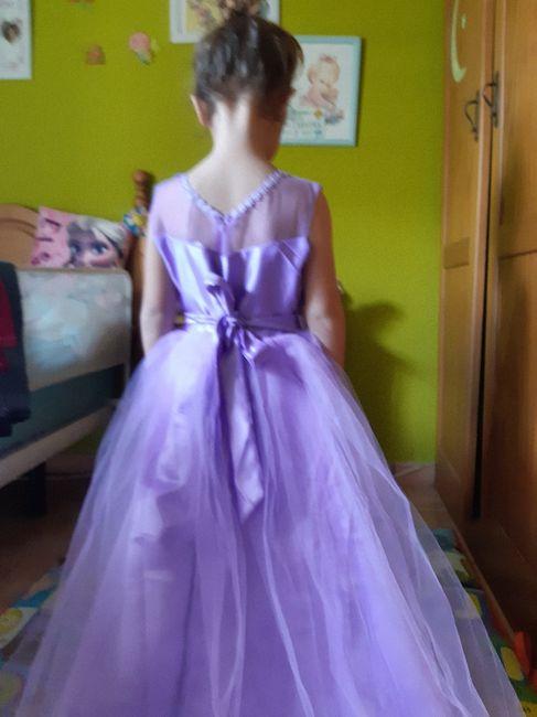 Vestido o trajes para tus hijos o pajes de boda 10