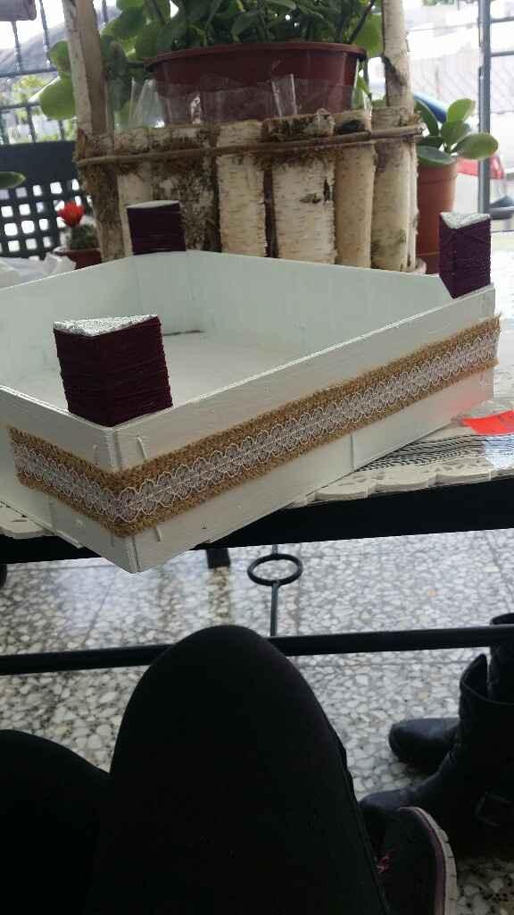 Cajas de fruta decoradas - 2