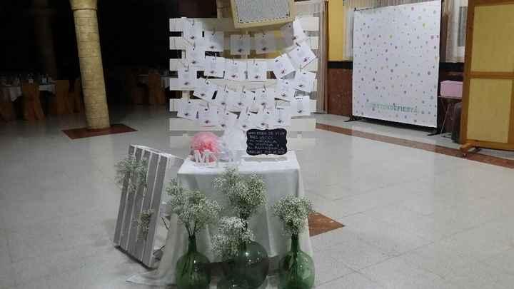 Decoracion boda con palets - 1