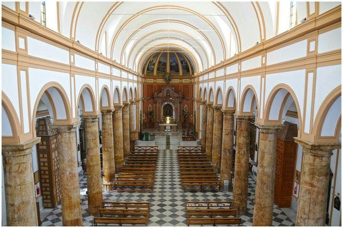 Nuestra iglesia - 1