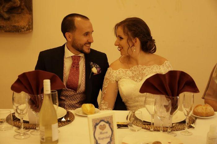Nuestra boda será en Noviembre, si o si! 2