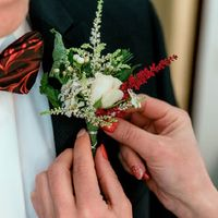 Manicura novia - 2