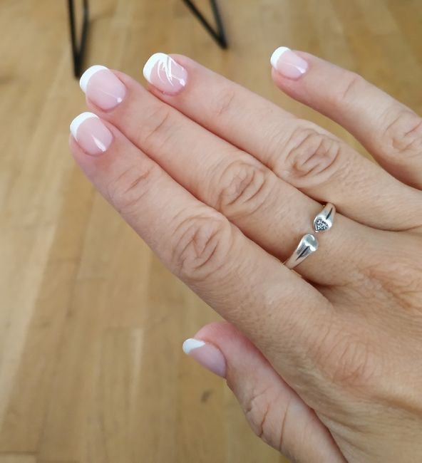 Ya tengo las uñas listas!! - 1