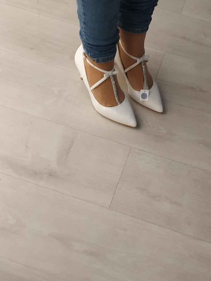 x fin tengo zapatos!!!!🤩🎉🎉🎉 - 1