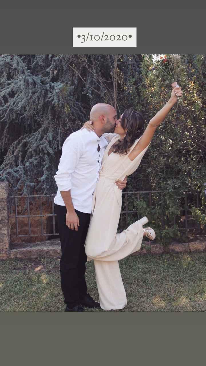 Novios que nos casamos el 3 de Octubre de 2020 en Córdoba - 1