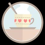 ¿Quieres un café?. A estas horas seguro que te hace falta un extra de energía. Te mandamos un café para que te mantengas bien despierto.