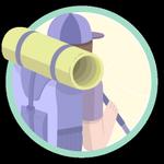 Aventurera. Tu espíritu aventurero no conoce límites. Has participado en 10 debates así que ya puedes lucir esta bonita insignia.
