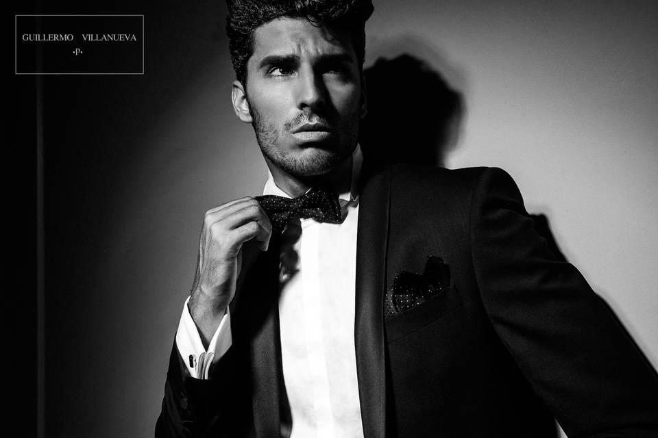 Guillermo Villanueva trajes de novio España