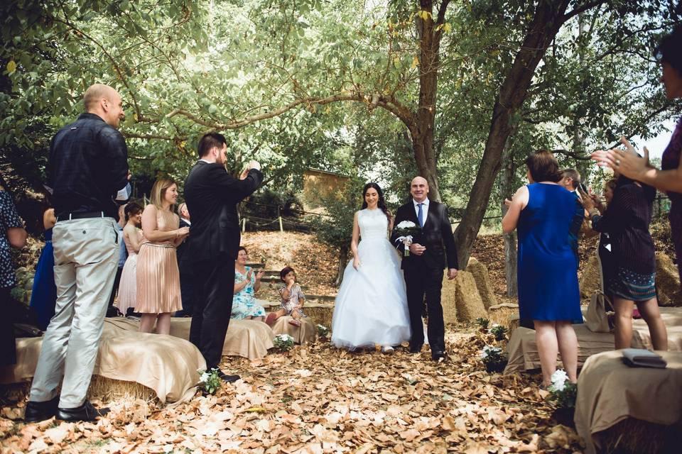 Casaments a la Natura