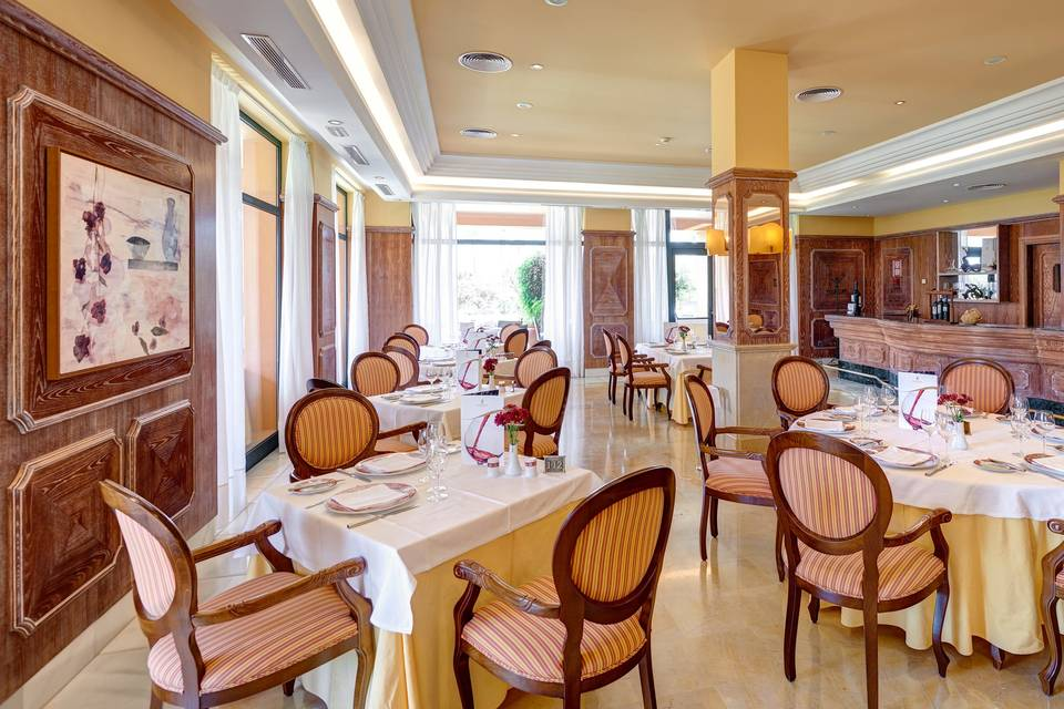 Hotel Barrosa Palace***** Wellness & Spa