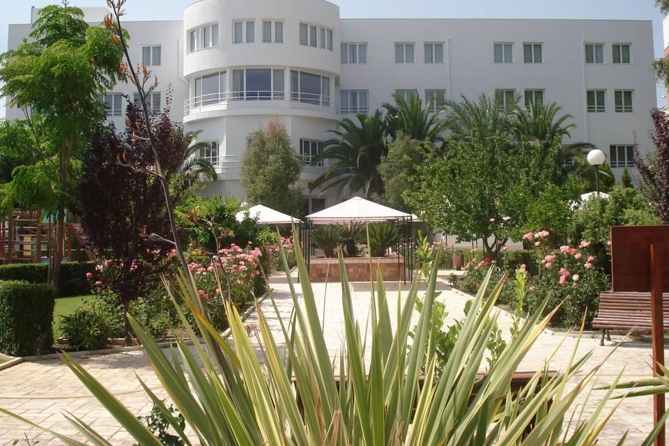 Jardines La Tejera
