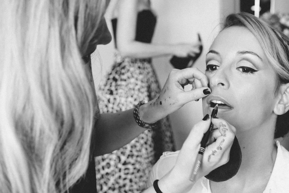 LuCa - Make Up Artist