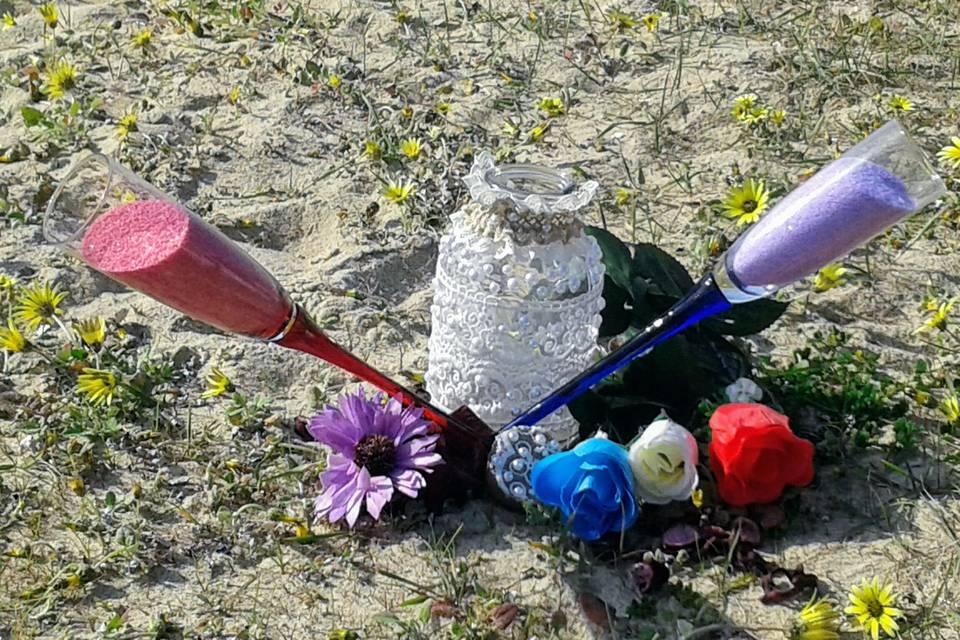 Ritual de la arena