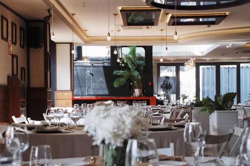 Restaurante Terraza Elder