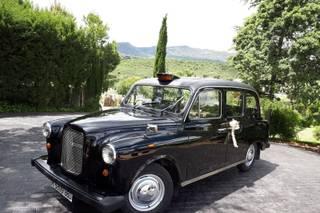 El Taxi Inglés en Madrid