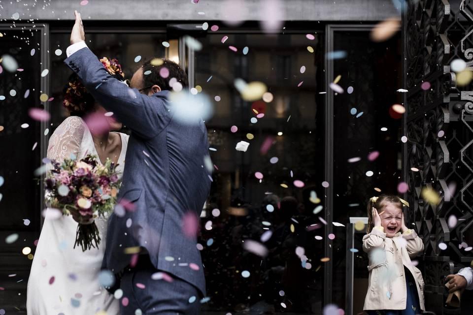 Otros momentos de la boda