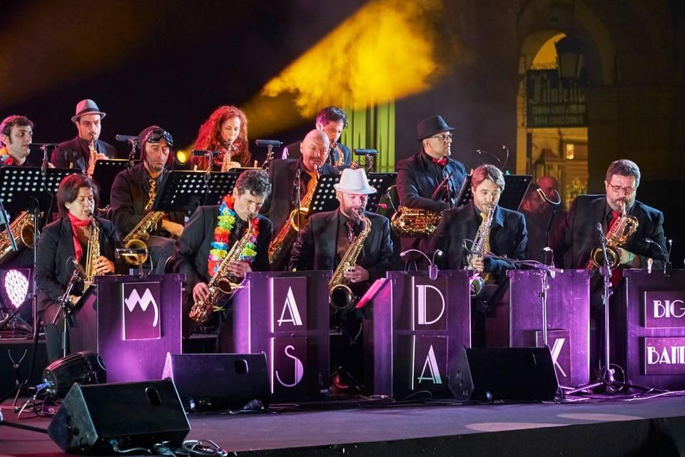 Mad Sax Big Band