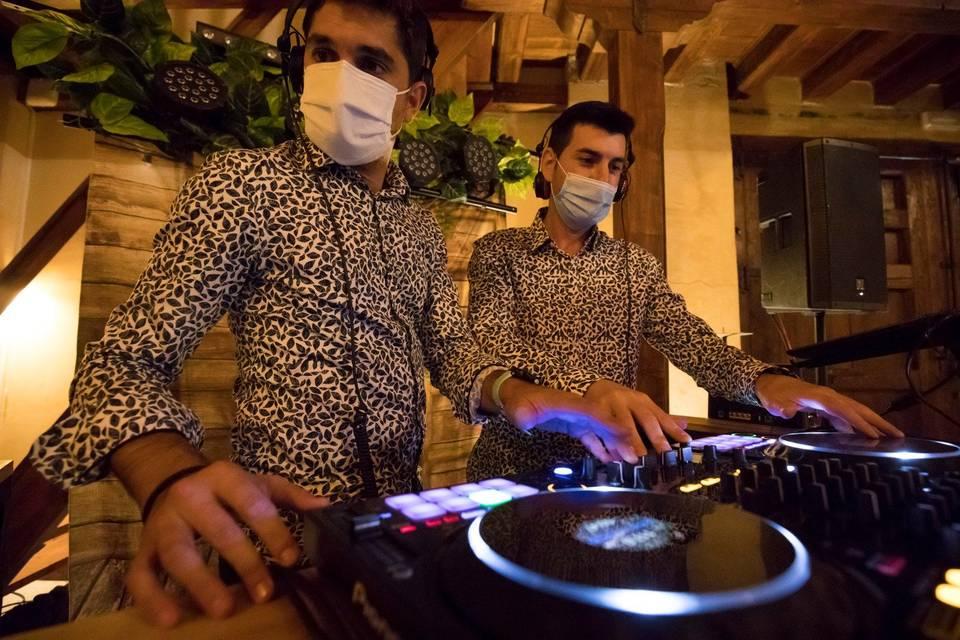 DJ profesionales