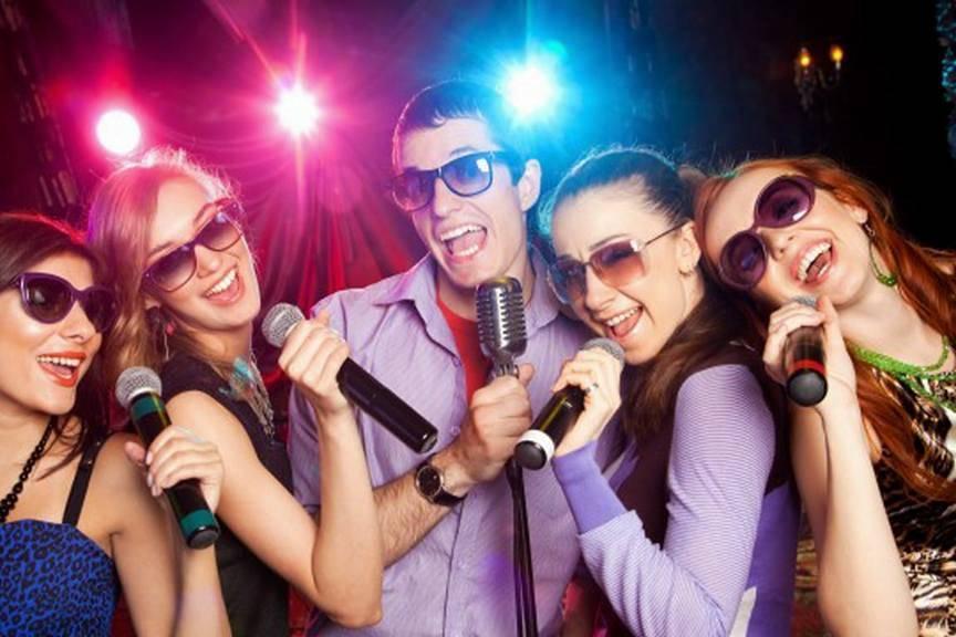 La hora del Karaoke