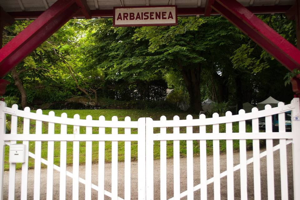Finca Palacio de Arbaisenea