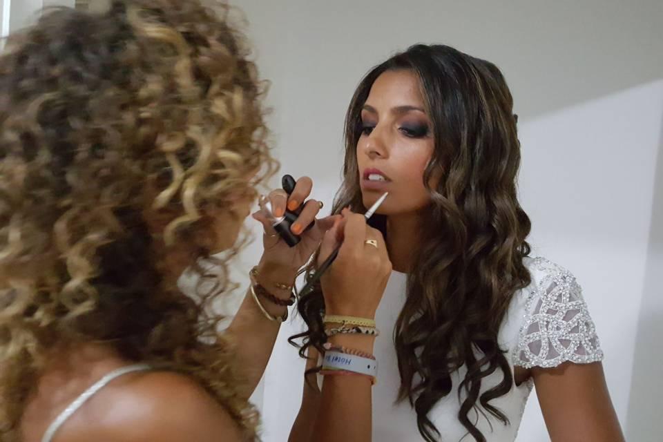 Agathe Makeup & Hair