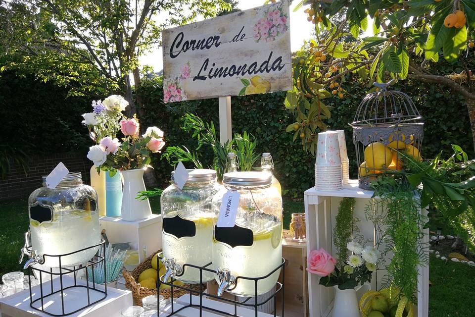 Corner limonada