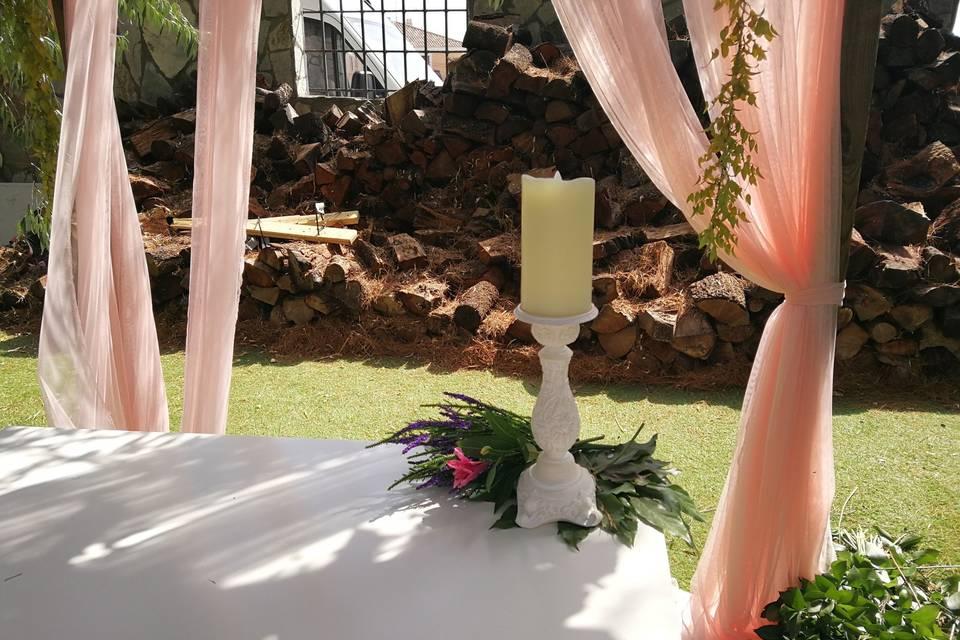 Creando Estilo Wedding Planner